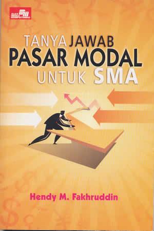 buku tanya jawab pasar modal