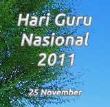 Hari Guru Nasional 2011