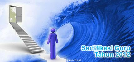 Urutan dan Ketentuan Berkas Pendaftaran Sertifikasi Guru Tahun 2012 (Kabupaten Sleman)