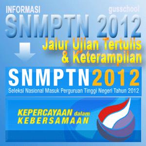 SNMPTN-2012-Tulis