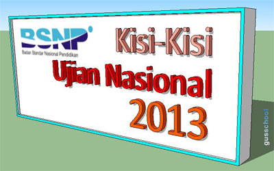 Download Kisi Kisi Skl Ujian Nasional Sd Smp Sma Ma Smk